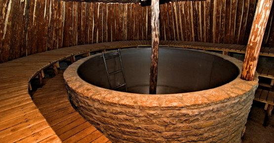 Talvepäevad ürgses saunas